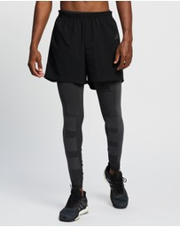 adidas Performance - Studio Techfit Seamless Long Tights