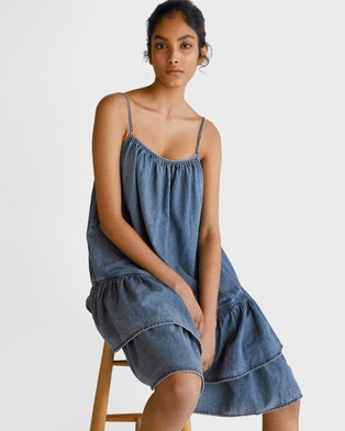 Morrison Tilda Denim Dress - Dresses (Indigo)