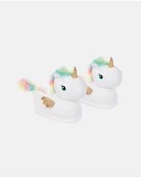 Sunnylife Kids - Unicorn Slippers Medium - Kids