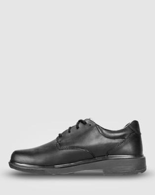 Ascent - Apex Max 3   E Width - School Shoes (Black) Apex Max 3 - E Width