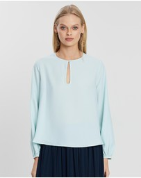 Grace Willow - Selena Trapeze Top
