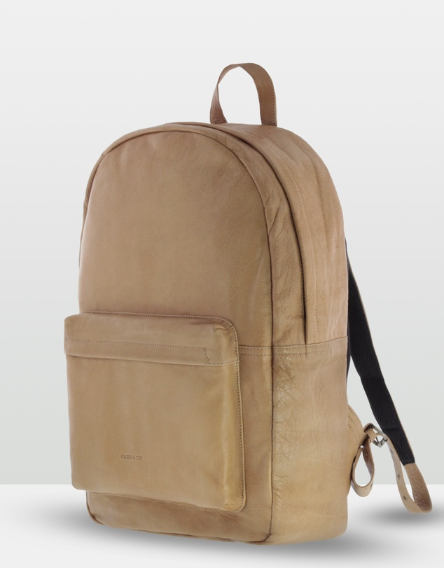Women Byron Soft Leather Backpack