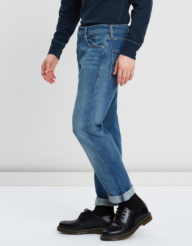 Levi's Made & Crafted - 502 LMC Conroe Jeans