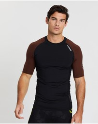 Virus - Au55 BioCeramic™ Ranked Short Sleeve Rashguard