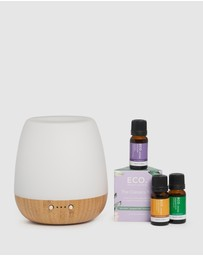 ECO. Modern Essentials - ECO. Bliss Diffuser & Classics Trio