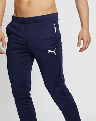 Puma Ready To Go Knit Pants - Track Pants (Navy)