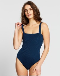 JETS - Clarity Tank One-Piece