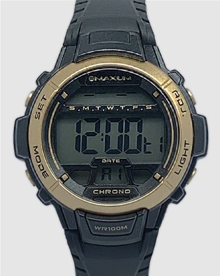Maxum Ollie - Watches (Black)