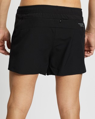 Superdry Sport Run Lightweight Shorts - Shorts (Black)