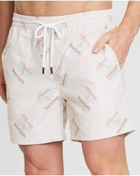 Staple Superior - Miami Beach Swim Shorts