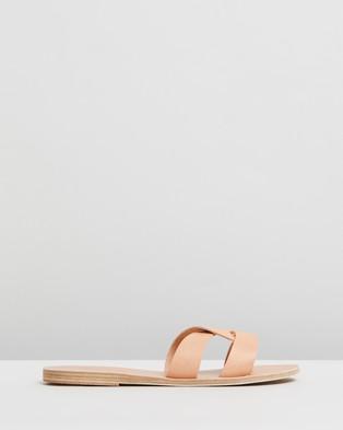 Ancient Greek Sandals Desmos - Sandals (Natural)