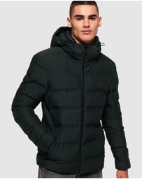 Superdry - Echo Quilt Puffer Jacket