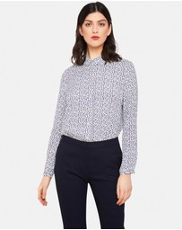 Oxford - Poppy Shirt with Stars
