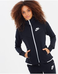 Nike - Tech Fleece Windrunner Hoodie - Women's