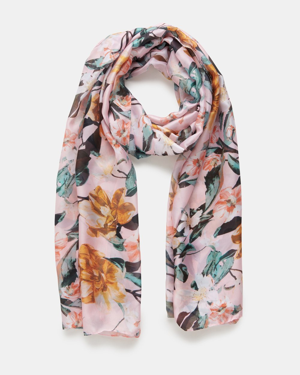 524310026a41 Annabel Floral Print Scarf by Forever New Online
