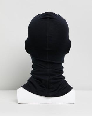 Le Bent Balaclava Lightweight 200   Unisex - Headwear (Black)