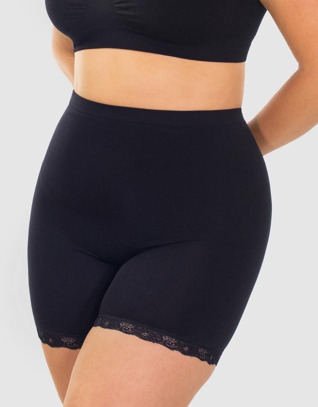 Women Anti-Chafing Petite Cotton Shorts