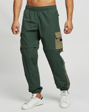 adidas Originals Utility 2 in 1 Pants - Pants (Green Oxide & Clay)