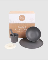 Love Mae - Bamboo Mini Dinnerware Set