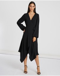 Tussah - Mora Wrap Dress