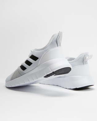 adidas Performance Asweerun 2.0   Men's - Performance Shoes (Cloud White, Core Black & Grey Two)