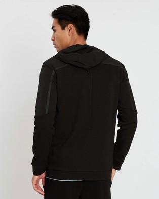 ASICS Tokyo Sportswear Anorak   Men's - Coats & Jackets (Performance Black/Performance Black)