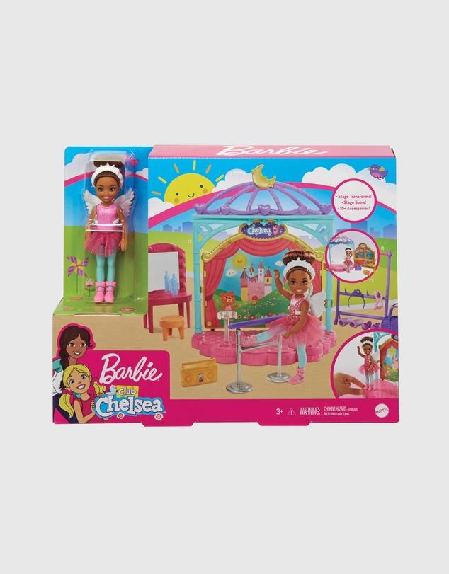 Kids Barbie Club Chelsea Doll & Playset
