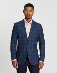 REISS - Note Slim Fit Notch Formal Jacket