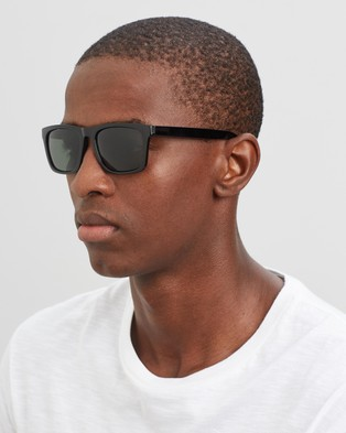 Cancer Council Gibson Polarised Square Black