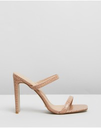 Billini - Dana Slim Block Heels