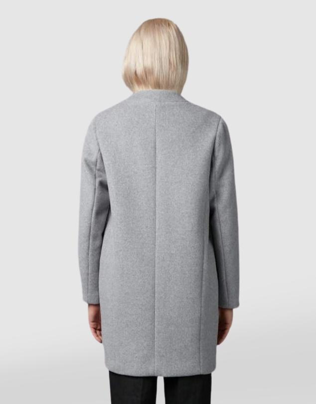 Women Aiya Wool-rich Coat