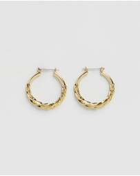 Luv Aj - The Mini Ribbon Hoops