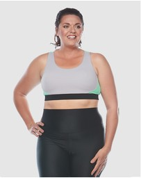Curvy Chic Sports - Kris Crop Top