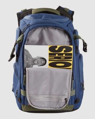 Quiksilver Grenade 25L Medium Backpack - Backpacks (SARGASSO SEA)