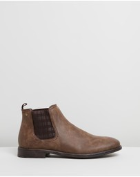 Staple Superior - Gillingham Gusset Boots
