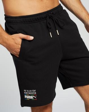 Puma TFS Worldhood Shorts Clothing Black
