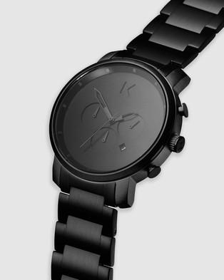 MVMT Chrono - Watches (Black)