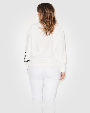 17 Sundays 17 Sweat - Jumpers & Cardigans (White)