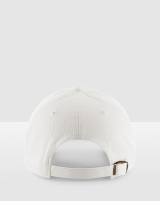 47 - Classic White '47 CLEAN UP - Headwear (white) Classic White '47 CLEAN UP