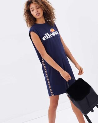 Ellesse – Cipollina Vest Dress – Dresses (Dress Blues)