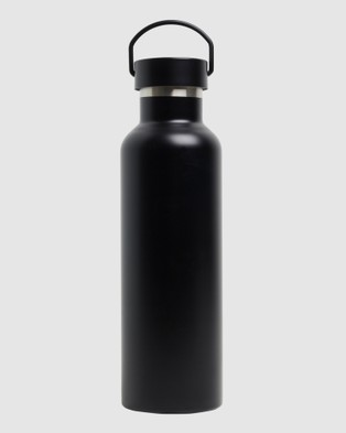 Quiksilver Thirst Bud Water Bottle  - Travel and Luggage (Black)