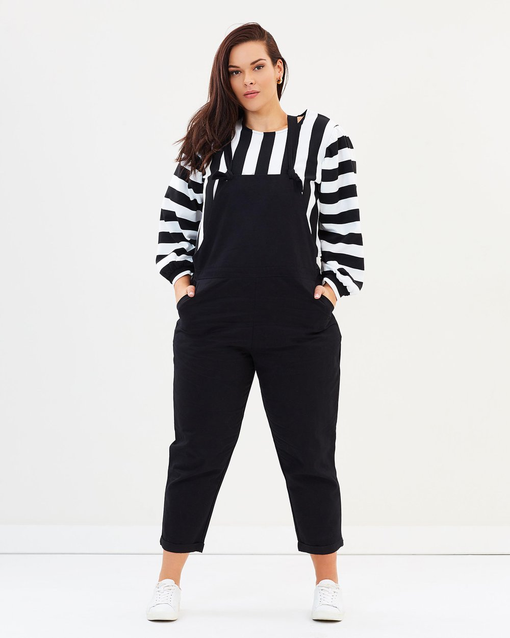 d4ea91530cba ICONIC EXCLUSIVE - Maya Jumpsuit by Atmos Here Curvy Online