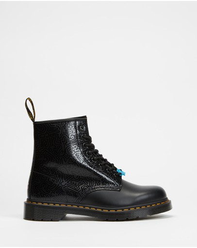 Dr Martens - 1460 Keith Haring 8-Eye Boots