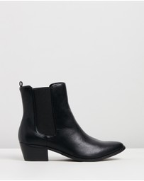 SPURR - ICONIC EXCLUSIVE - Avery Ankle Boots