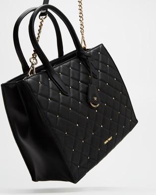 Nine West Starstruck Maddol Shopper - Handbags (Black)