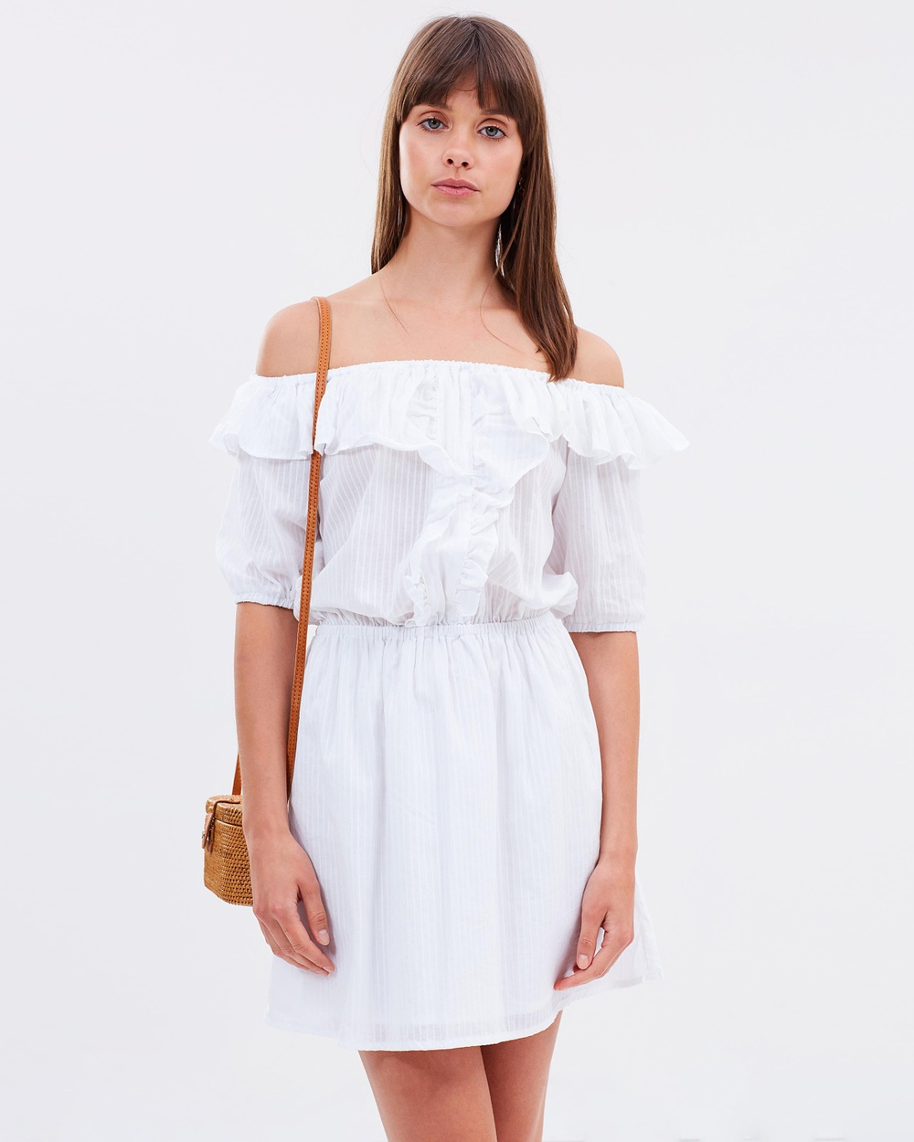 The Fifth Label Verse Dress Dresses White Verse Dress
