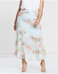 Cooper St - CS CURVY Blooming Skirt