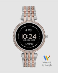 Michael Kors - Gen 5E Darci Two Tone Smartwatch