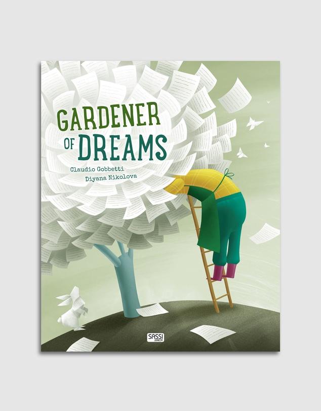 Kids The Dream Gardener Picture Book