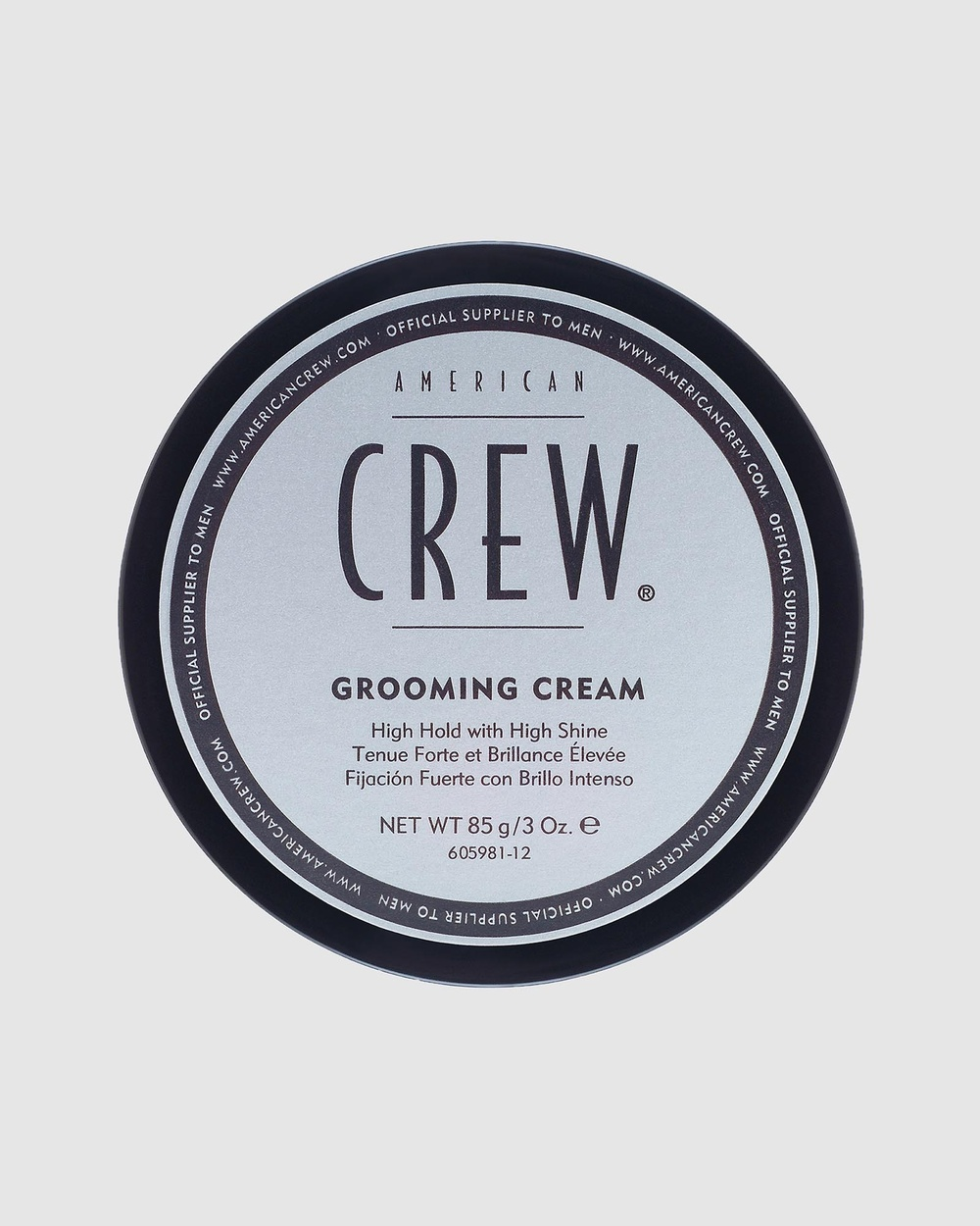 American Crew Classic Grooming Cream 3oz 85g Beauty N/A 3oz-85g